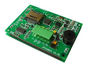 Wholesale card reader: RFID Reader/Writer Module (For SAM Card and RF Card)