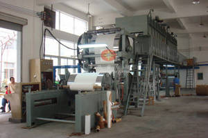 Wholesale carbonless copy paper: 1400/230 carbonless paper coating machinery