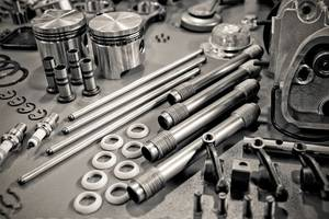 Wholesale auto parts: Auto CNC Machining Parts