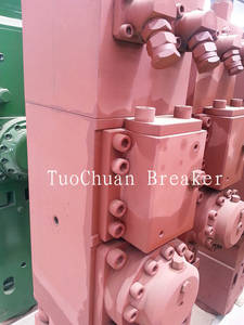 Wholesale hydraulic valve: Hydraulic Breaker Valve Housing