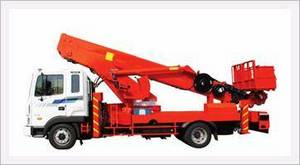Wholesale aerial working platform: Truck Mounted Aerial Telescopic Work Platform ~ 36m