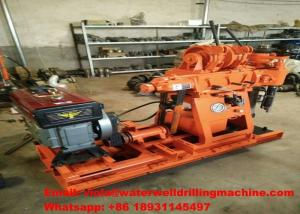 Wholesale conveyer belt: High Efficiency 100m Core Drilling Rig Deep Water Well Drilling Machine