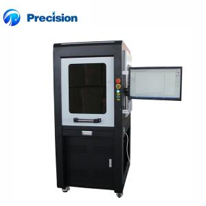 Wholesale Laser Equipment: Selected Mini Closed Fiber Marker Laser Marking Machine for Metal