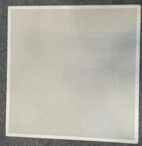Wholesale powder metals: Metal Ceiling Aluminum Powder Coated Lay-in Ceiling Panel Suspened Ceiling Match T-Grid