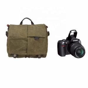 Wholesale Digital Gear & Camera Bags: shoulder Canvas Video Dslr Camera Bag