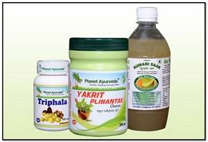 Wholesale Herb Medicine: Planet Ayurveda Colon Cleanse Pack