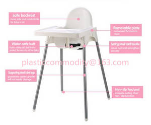 Wholesale Other Safety, Health & Baby Care: High Quality Foldable Baby Chair Dining Chair