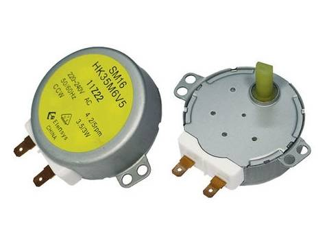 Sell Synchronous motor (AC21V,100V,240V, 3/3.3/4/6/9/34.9rpm, 8mm shaft)