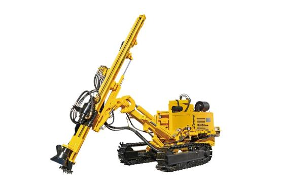 Sell JK590 Crawler Mounted Hydraulic DTH Drilling Rig