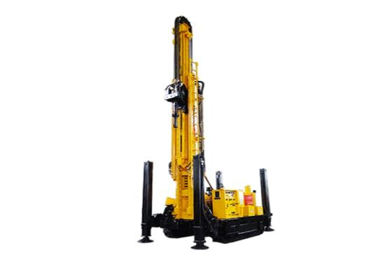 Sell JKS380S Crawler Mounted Telescoping Mast Drill Rig