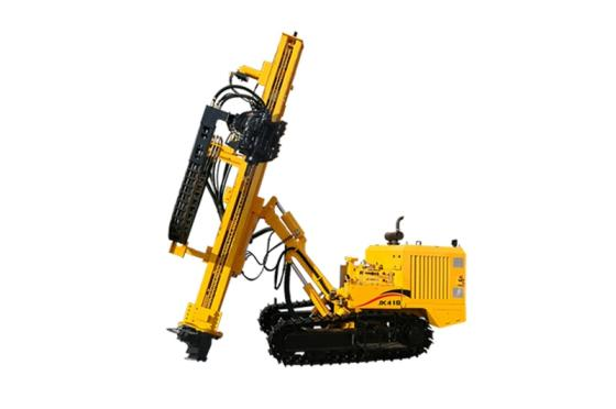 Sell JK410 Crawler Mounted Pneumatic Tophammer Drill Rig