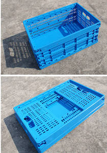 Wholesale Crates: Foldable Crates