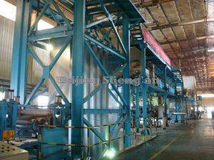 Wholesale continuous sandwich panel line: SCL1250 Steel Coil Coating Production Line