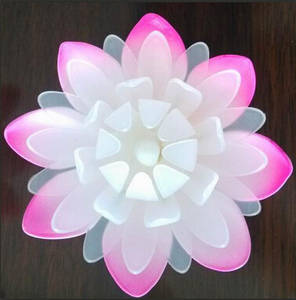 Wholesale Candles: lotus Lamp