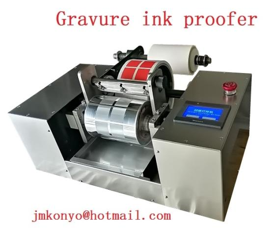Sell Gravure print  ink proofer