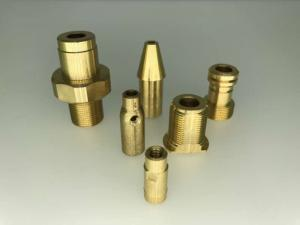Wholesale china mold manufacturer: CNC Lathe Machining Turning Copper Brass Parts