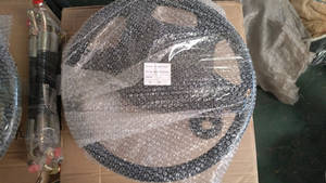 Wholesale truck wheel: Steering Wheel with Return Ring for Sinotruk HOWO Auto/ Truck-WG9725470099