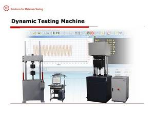 Wholesale dynamic test: Dynamic Testing Machine