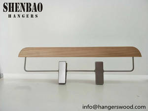 Wholesale Hangers & Racks: Shenbaohangers International Hanger Jshanger American European Market Pants Hanger