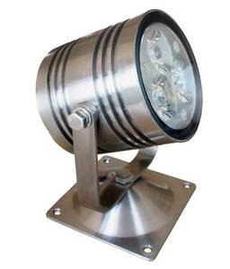 Wholesale lawn lights: LED Garden / Lawn Light, IP67 Stainless Steel