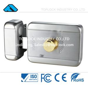 Wholesale control guard: Double-End Door Lock Stainless Steel Intelligent Electric Motorized Lock