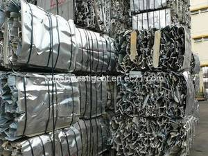 Wholesale Recycling: Aluminum Extrusion 6063 Scrap