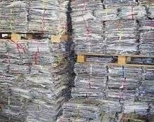 Wholesale waste: Paper Scrap, Occ, Onp, Oinp, A3 / A4 Waste Office Paper