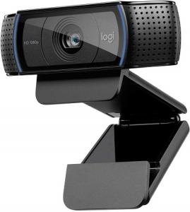 Wholesale Camera Accessories: New Logitech HD Pro Webcam C920, Widescreen Video Calling and Recording, 1080p Camera