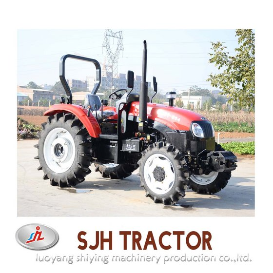 SJH804 4WD Agriculture Machinery Equipment Farm