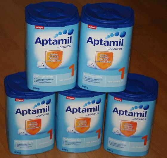 Sell APTAMIL PRONUTRA BABY FORMULA
