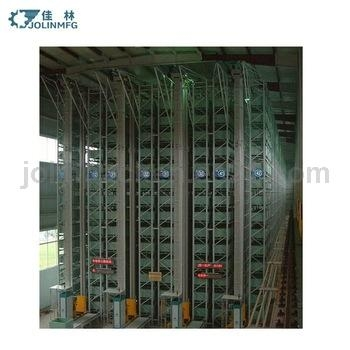 Automated Warehouse Storage Heavy Duty Pallet Racking