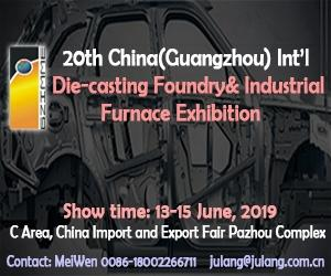 Wholesale furniture home accessories: The 19th China (Guangzhou) Intl Die-casting Foundry& Industrial Furnace Exhibition