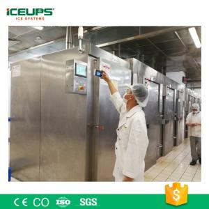 Wholesale vacuum cooler: Quick Cooling Vacuum Cooler for Cooked Food Supply Chain