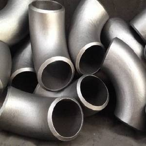 Wholesale butt pipe fitting elbows: Butt Weld Stainless Steel Elbow Pipe Fittings