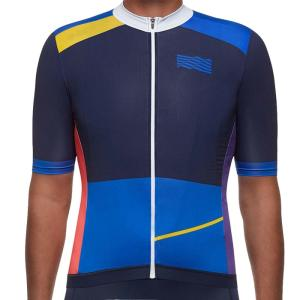 Wholesale lighting: Custom Light Weight  Men's Compression  Cycling Jersey