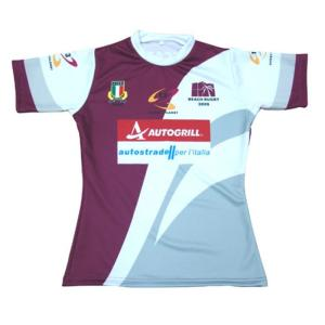 Wholesale polyester: Sublimation Printing Rugby Sports Top Polyester Branded Rugby League Jersey