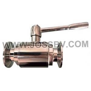 Wholesale stainless steel balls: Sanitary Stainless Steel Ball Valve Clamp/Clamp