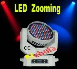 Wholesale Other LED Lighting: 91x3W LED Full Color Zoom Moving Head Stage Light