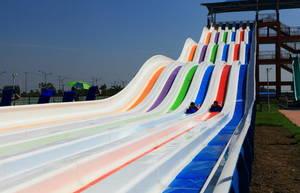Wholesale big slide: Big Rainbow Slides Tubes for Sale