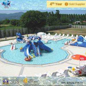 Wholesale water park: Children Water Play Fun Toys for Amusement Park