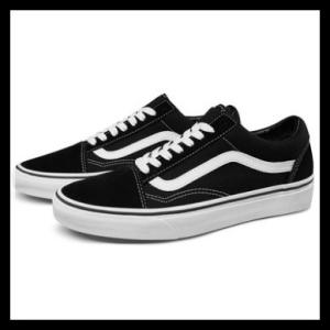Wholesale canvas shoes: Original VANS Old Skool Women Rubber Sole Canvas Shoes Wholesale