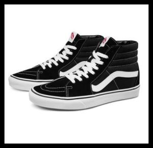 Wholesale van: Original Vans Shoes SKI-Hi 8 Canvas Shoes Casual Hot Sale