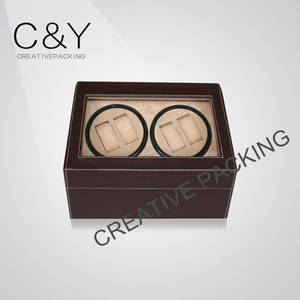 Wholesale leatherette paper: Watch Winder