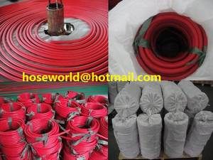 Wholesale compressed air system: EPDM Rubber Air Compressed Hose for Pneumatic System