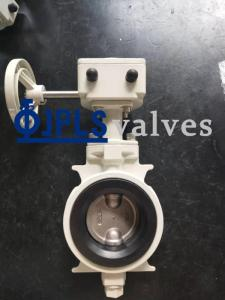 Wholesale anti condensation butterfly valves: Aluminum Alloy Anti-condensation Wafer Butterfly Valves with Actuator