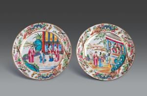 Wholesale dynasty: Canton Enamel
