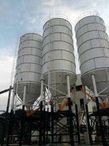 Wholesale silo: China Top Manufacture with High Quality Cement Silo 50t