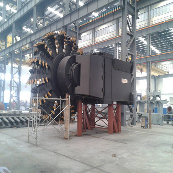 Sell 4000mm bucket wheel