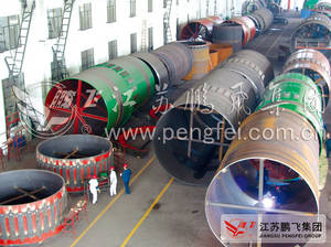 Wholesale sand making line machines: Rotary Kiln Calciner & Ball Mill for 1500-10000 Tpd Cement Production Line