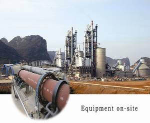 Wholesale mls co: 3000 Tpd Dry Cement Clinker Processing Production Line / White Cement Plant